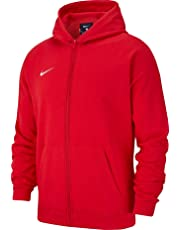 Nike Club19 Full-Zip, Felpa con Cappuccio Unisex Bambini