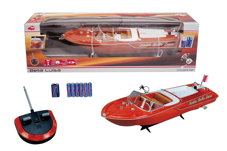 'DICKIE 19545RC Boat Bella Luisa for Set 201119545