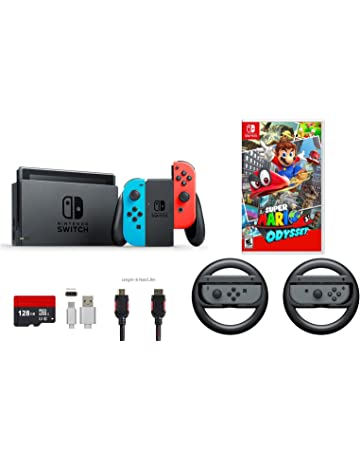 Amazon com: Consoles - Nintendo Switch: Video Games