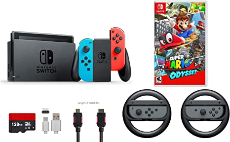 Amazon.com: Nintendo Switch 7 artículos: Nintendo Switch 32 ...