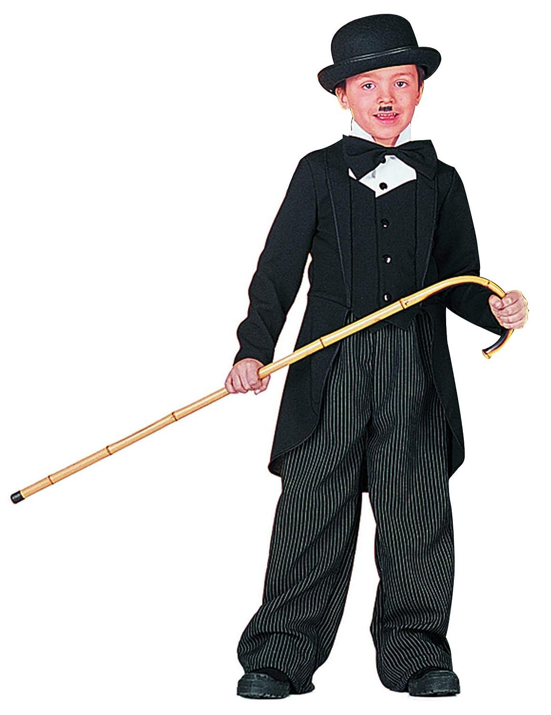 Disfraz de charlot niño  Amazon.es  Juguetes y juegos 6f973eacdbe