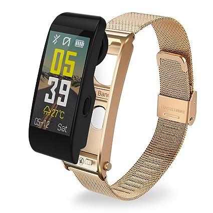 HKPLDE Fitness Tracker/Smartwatch Pulsera Actividad ...