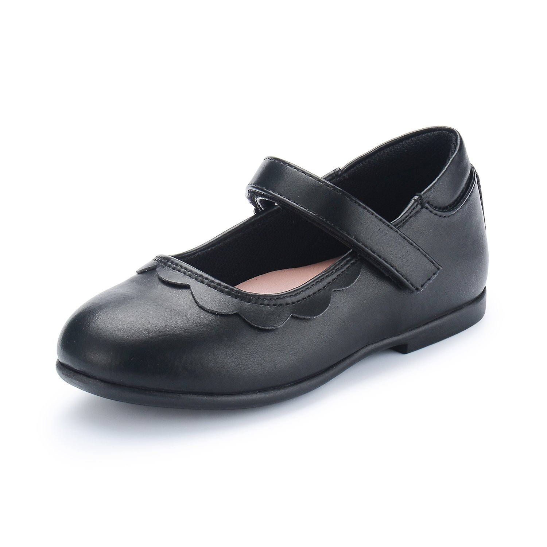 1ff1b8949ce Galleon - Weestep Toddler Little Kid Girls Mary Jane Dress Flat (9 M US  Toddler