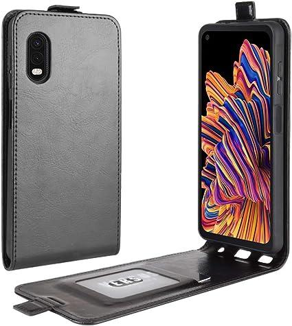 Hualubro Samsung Galaxy Xcover Pro Hülle Premium Pu Elektronik