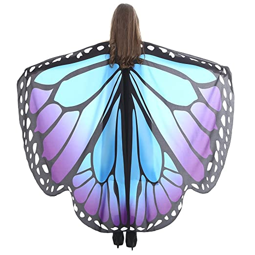 0125223517249 Negozio di sconti online,Butterfly Wings Adult Costume