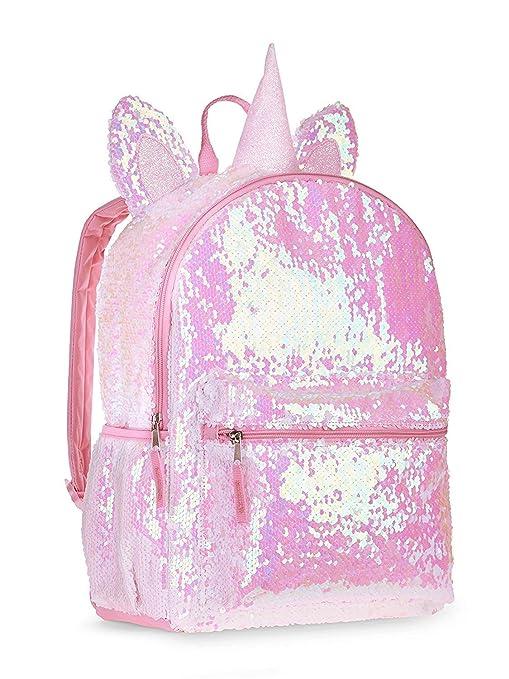 e60e1ab447e Unicorn 2 Way Sequins Critter Backpack 16