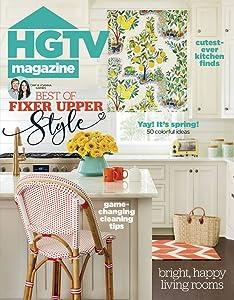 HGTV Magazine<span class=