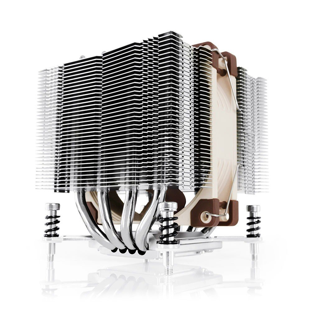 Noctua NH-D9DX i4 3U for Intel LGA2011-0 & LGA2011-3 (Square ILM & Narrow ILM), LGA1356, LGA1366 (wtih Xeon backplate) by noctua