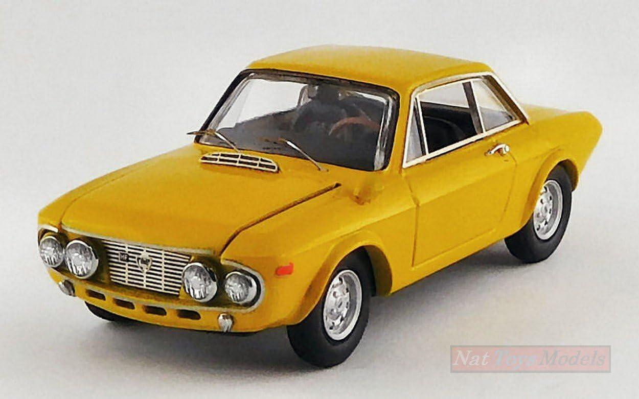 Modellauto, Solido S4304100 421436500-1:43 Lancia Fulvia Fanalone