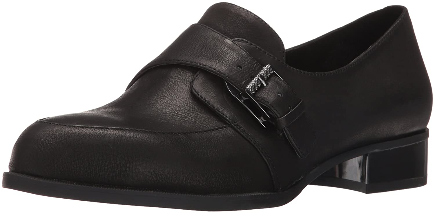Nine West Women's Norella Leather Slip-On Loafer