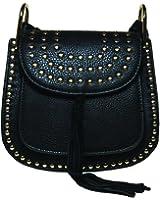 Steve Madden Womanss Rokstar Crossbody Bag