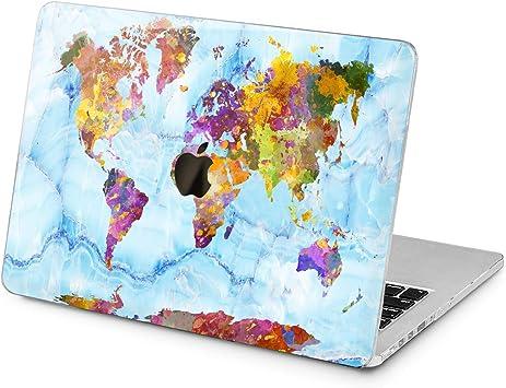 Colorful Macbook Pro 15 Retina Hard Case Marble Macbook Air 13 Hand Made Sleeve