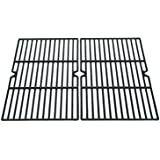 Direct Store Parts DC107 Polished Porcelain Coated Cast Iron Cooking Grid Replacement for Charmglow, Jenn-Air, Costco Kirklan