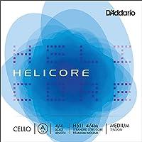 Cuerda individual La para violonchelo Helicore de D'Addario