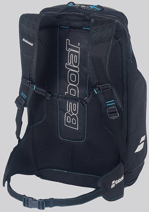 Babolat Backpack Team Maxi Mochila Negro - Plateado: Amazon.es: Deportes y aire libre