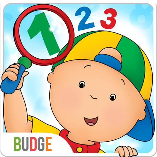 Caillou Search & Count (Learn Studio Visual)