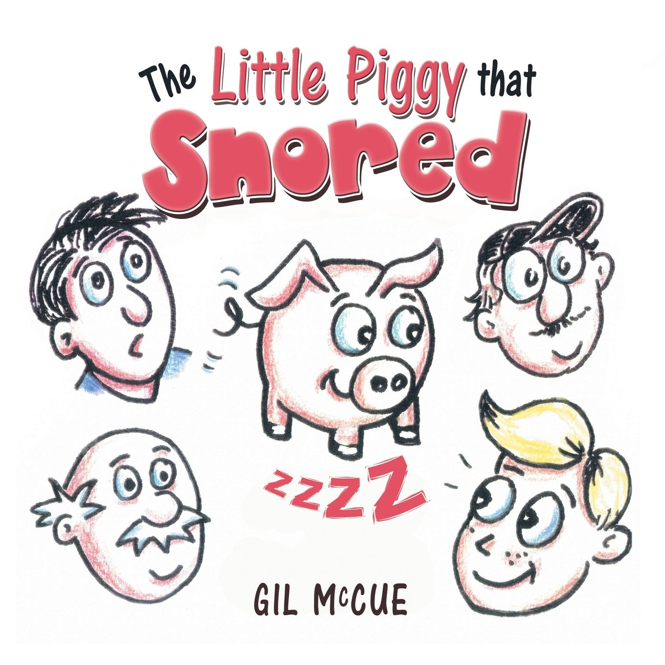 The Little Piggy That Snored ebook