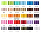 Selric [1500Yards / 30 Colors Available] UV