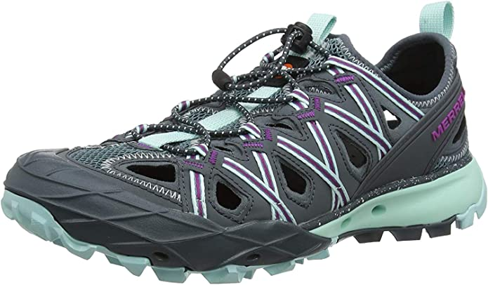 Merrell Choprock Shandal, Zapatillas Impermeables para Mujer