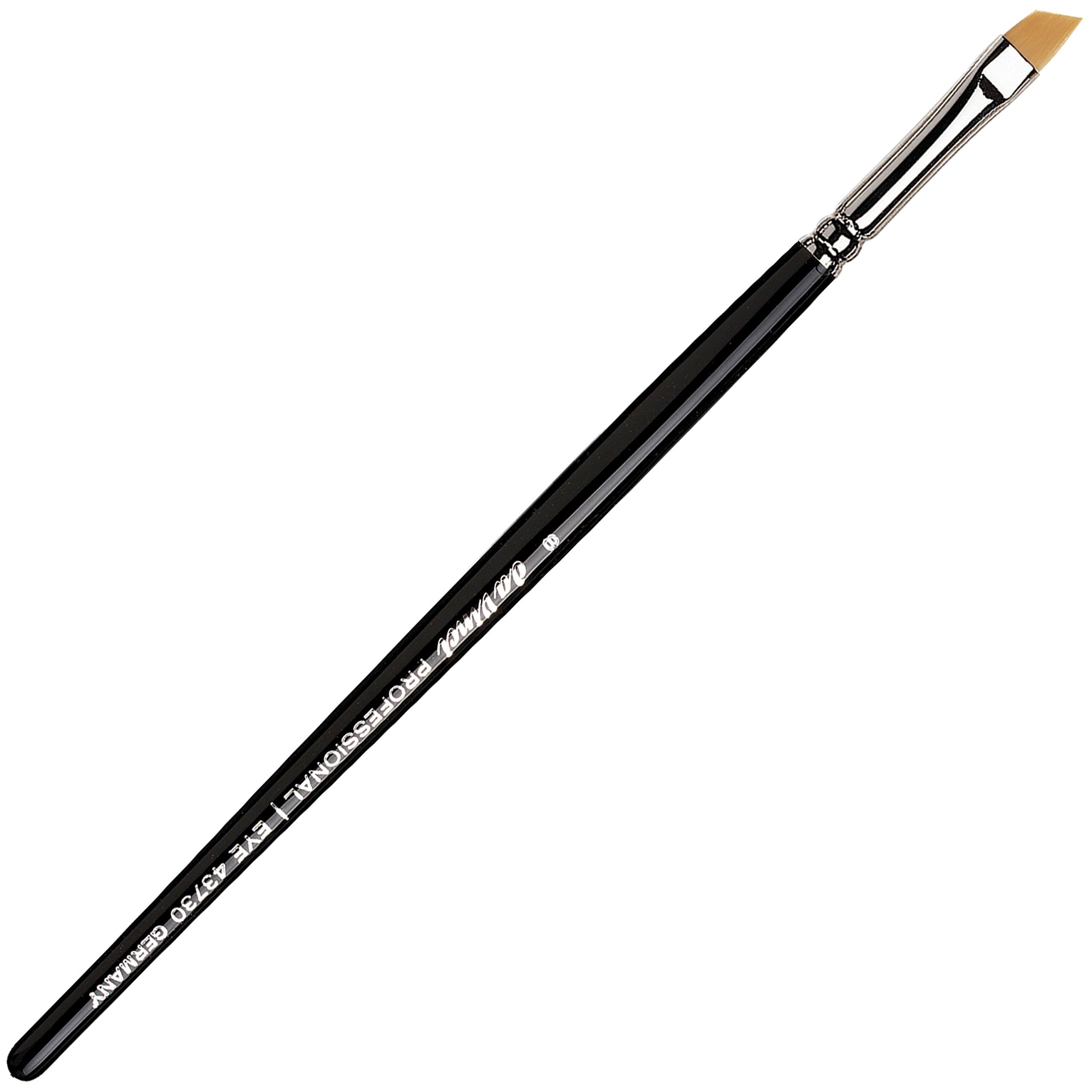 da Vinci Cosmetics Series 43730 Professional Eyeliner Brush, Angled Synthetic, Size 8, 10.4 Gram