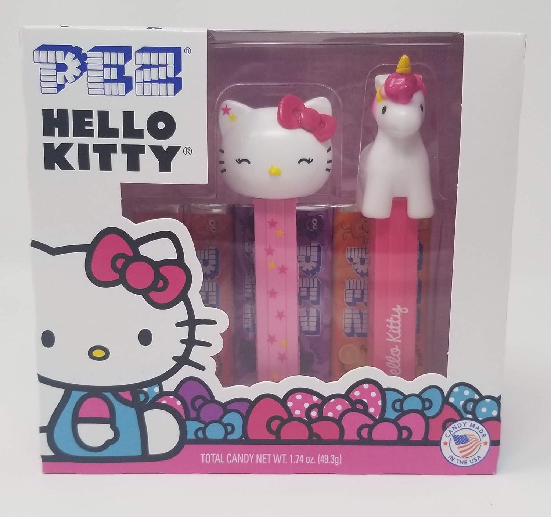 Hello Kitty /& Unicorn Pez Dispenser