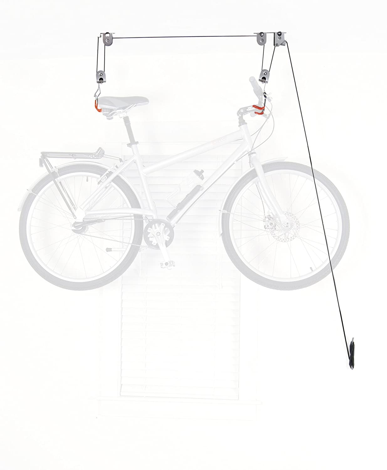 Delta Cycle El Greco Bike Hoist for Garage Lift Space Storage Kayak Delta Cycle Corp RS2300