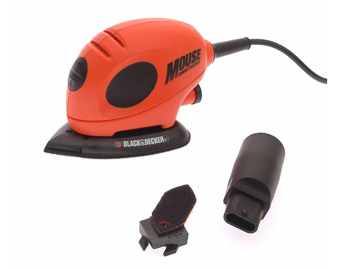 BLACK+DECKER KA161 Mouse Sander (Old Version) Toolbank (First Order Account) B/DKA161