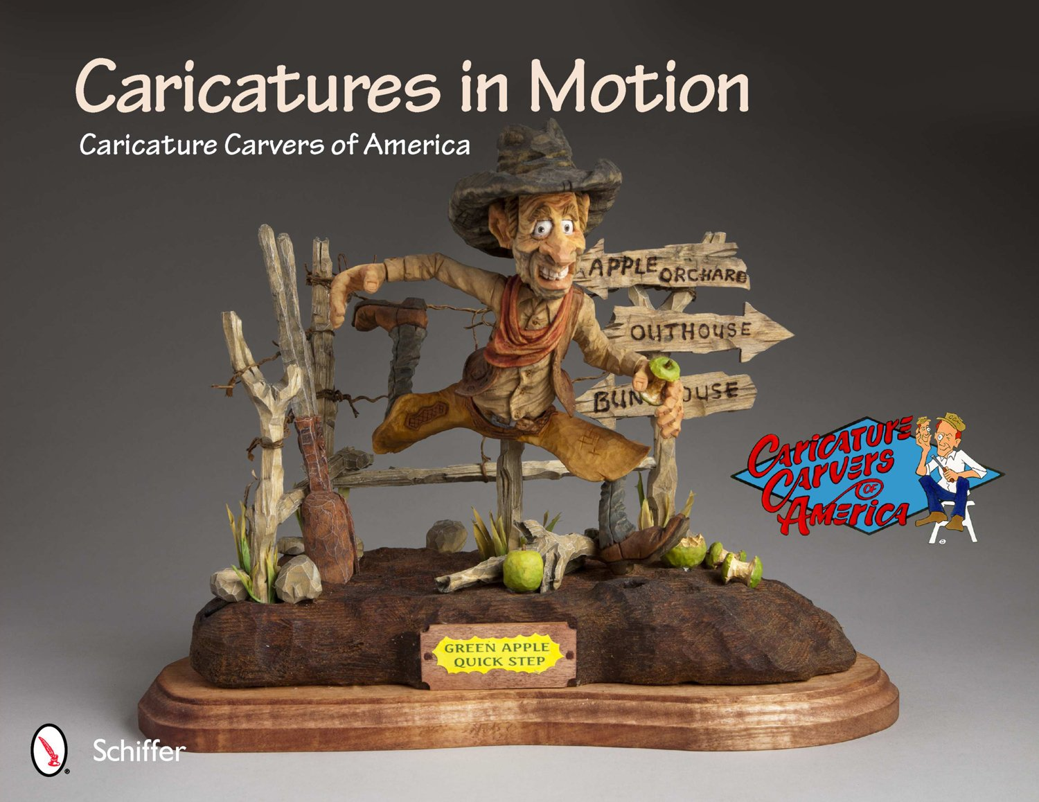 Best carving design contest caricature category winners kuiper