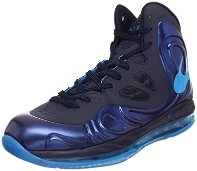 new concept eed8c 14baa NIKE Air Max Hyperposite Mens Basketball Shoes 524862-401 Dark Obsidian 8.5  M US, Dark ObsidianDynamic Blue, 7.5 D(M) UK42 D(M) EU Amazon.co.uk  Shoes  ...
