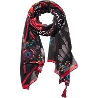 Desigual foulards 18waww42 joala noir
