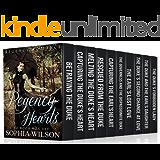Regency Hearts (Regency Romance): 10 Book Box Set