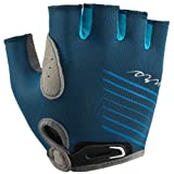 NRS Women's Half-Finger Boater's Gloves L