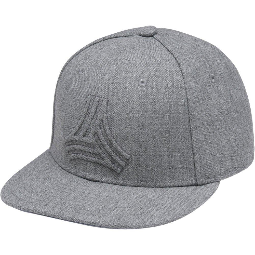 da74e6cbd1e1b Amazon.com   Adidas Tango Snapback Hat Grey One Size Fits Most   Sports    Outdoors