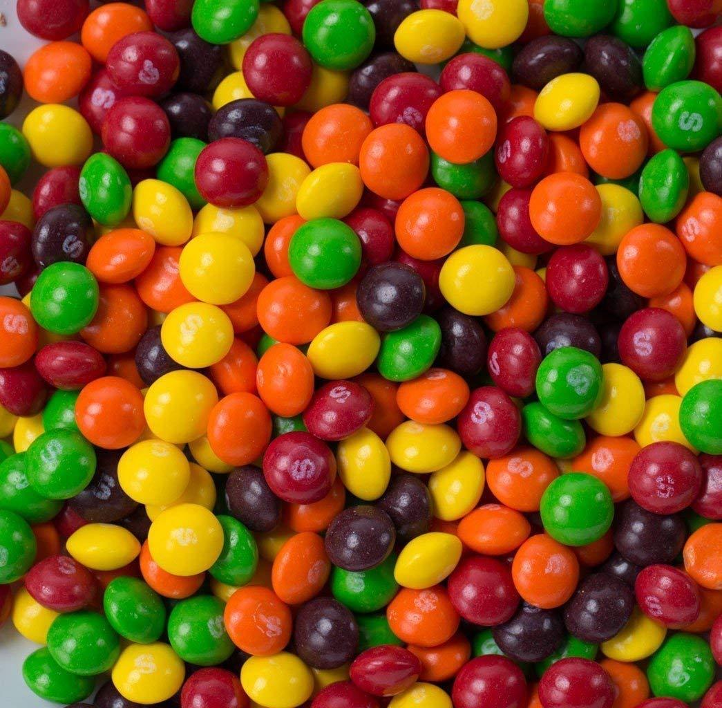 Bulk Skittles - 5 Lb Bag - Original - PACK OF 2 by RiverFinn