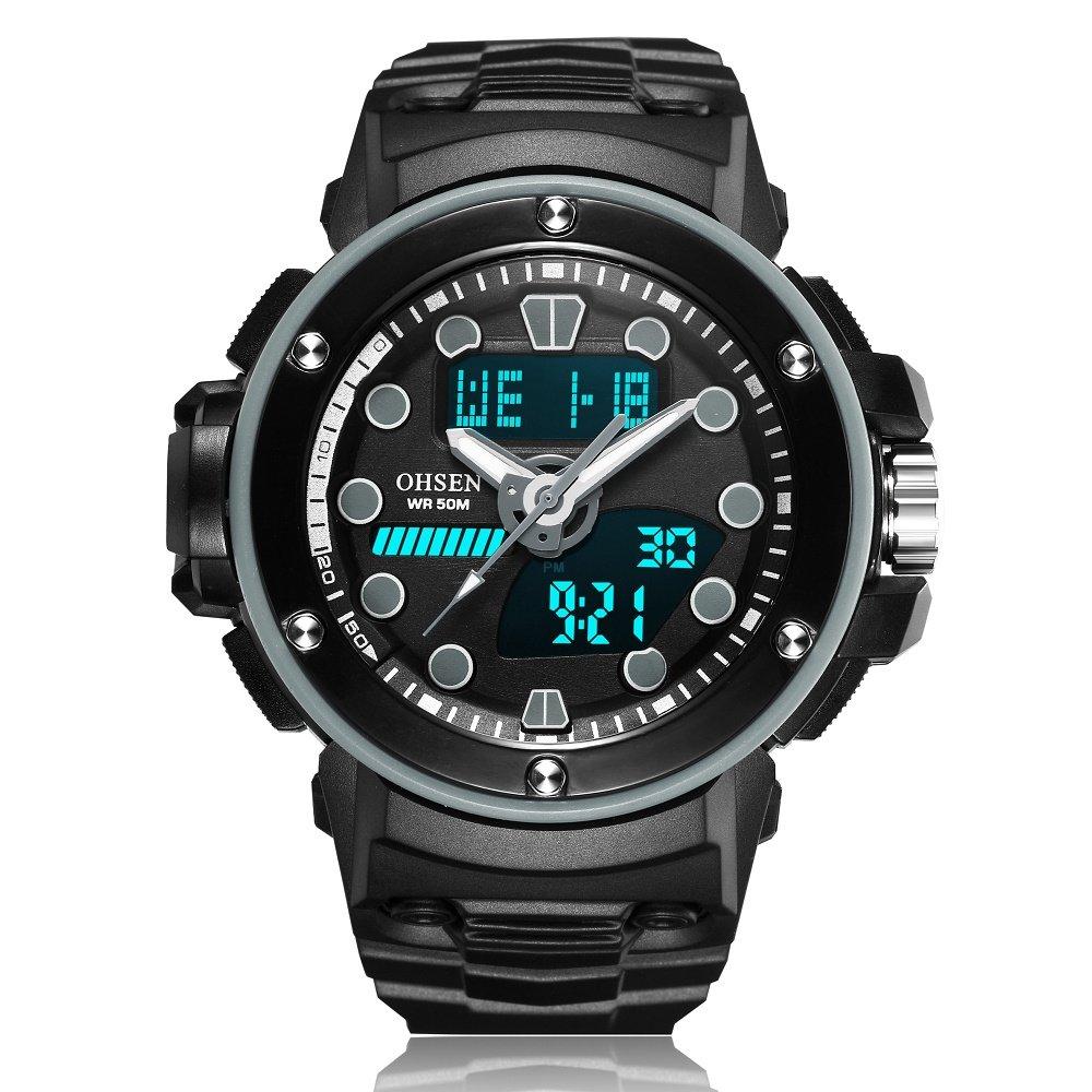XKC-watches Relojes para Hombres, para Hombre/Mujer Deportes y ...