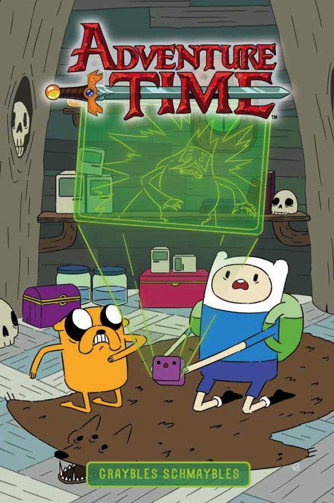 Adventure Time: Graybles Schmaybles: Vol. 5 ebook