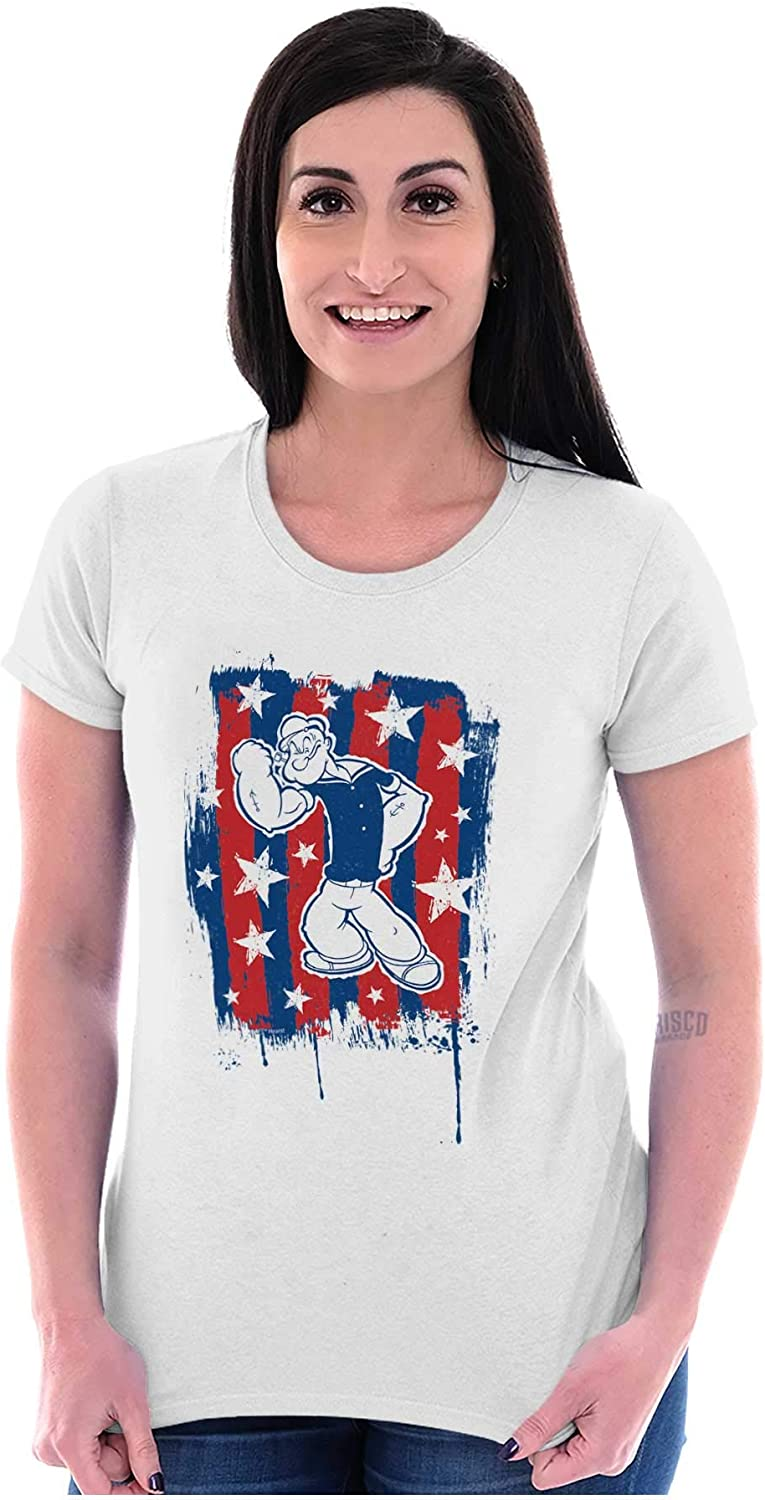 POPEYE CHILLIN´  T-Shirt  camiseta cotton officially licensed