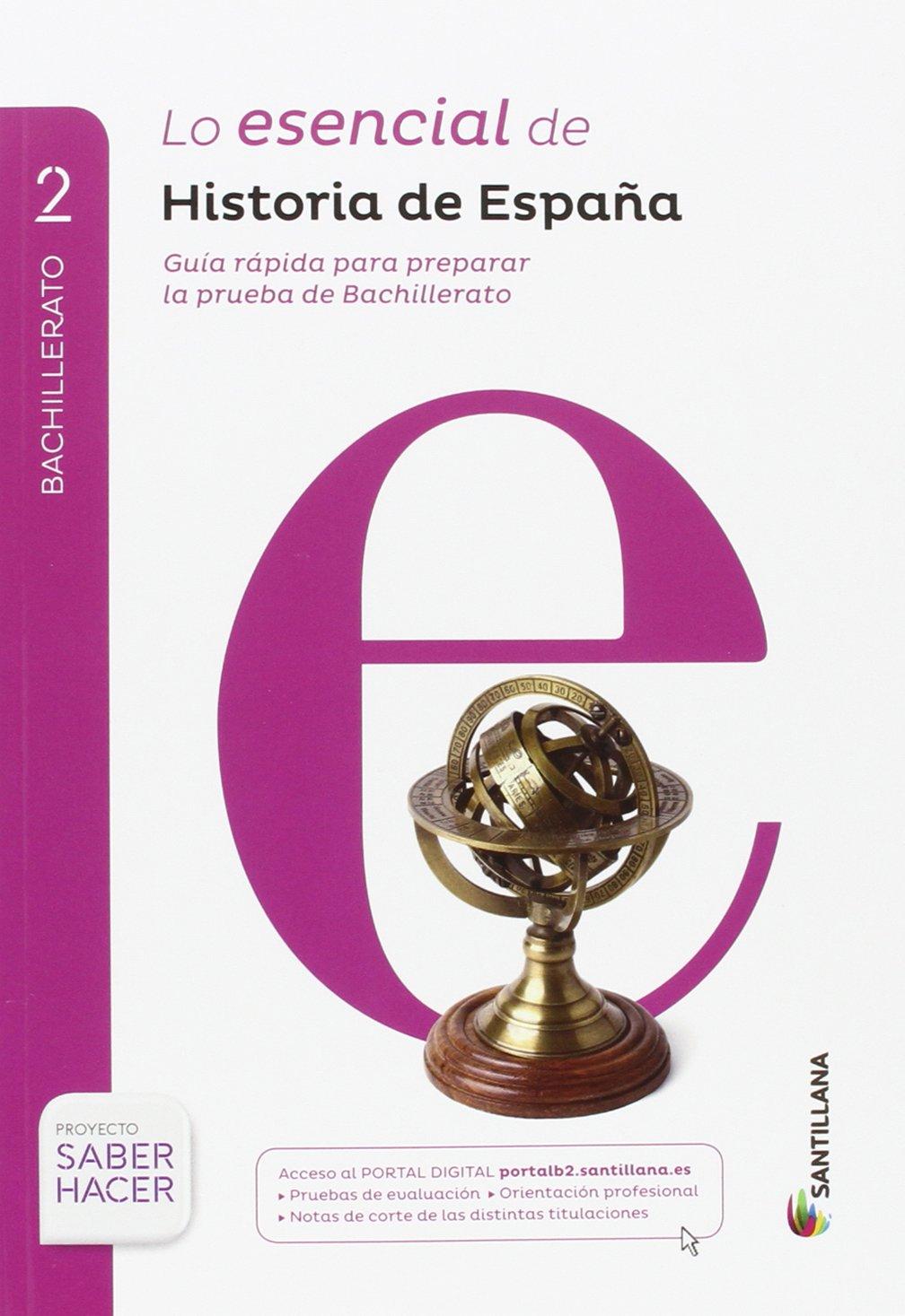 Descargar Libro Historia De Espana 2 Bachillerato