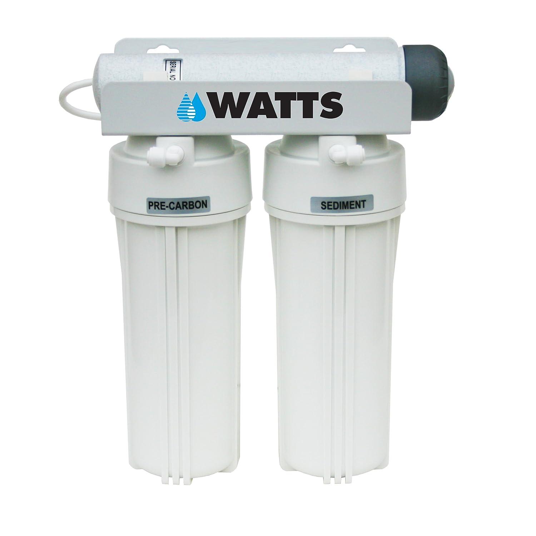 Amazon.com: Watts 500320 3-Stage Undercounter Drinking Water ...