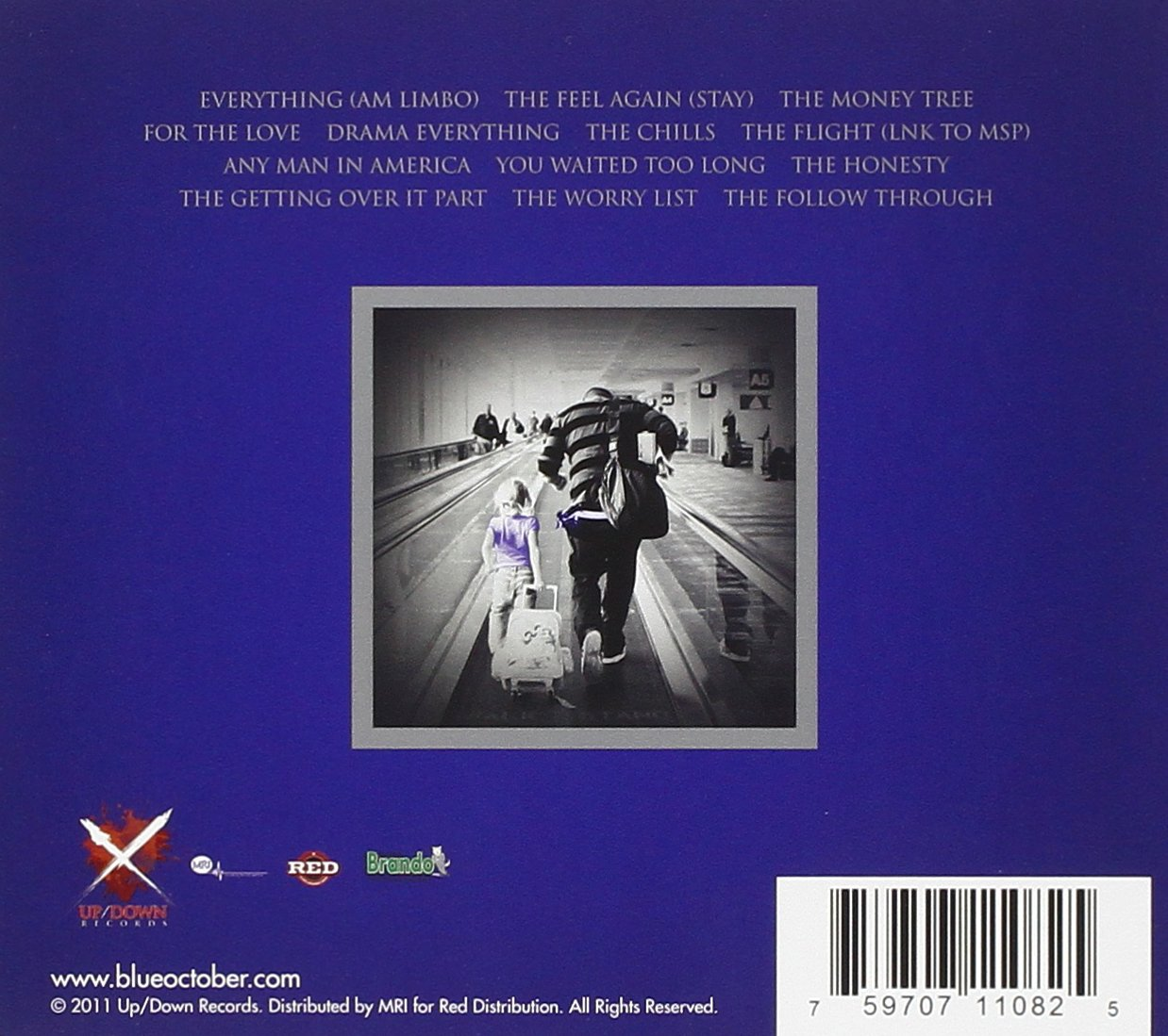 9049e02be99 Blue October - Any Man In America - Amazon.com Music