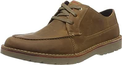 Clarks Vargo Vibe, Zapatos de Cordones Derby Hombre