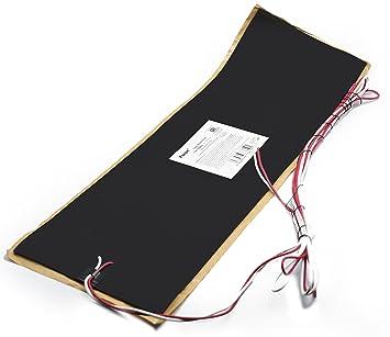 Facon 18.5cm x 63.5cm RV Camper remolque Depósito de agua calentador Pad de Control