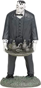 Department 56 The Addams Family Village Accessories Lurch The Butler Figurine, 3.03 Inch, Multicolor
