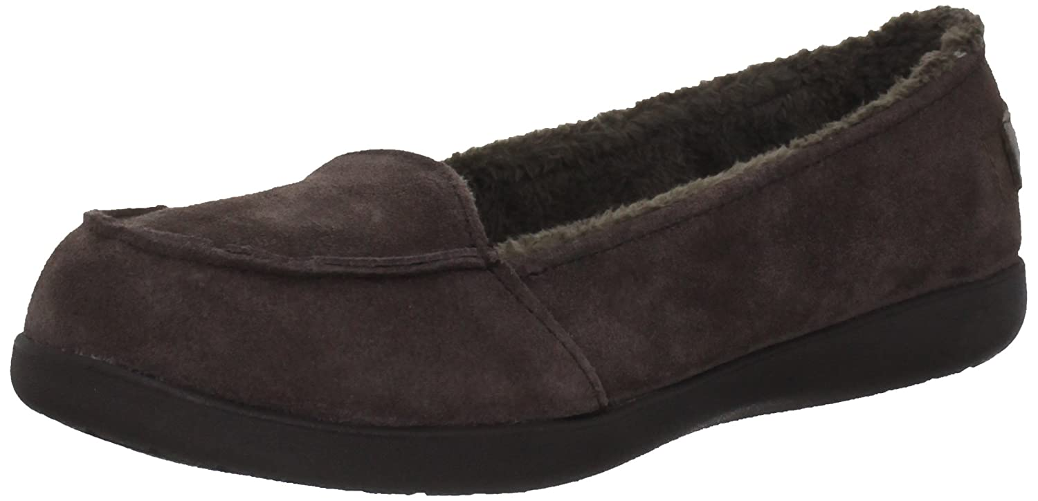 c52b1b0d58 crocs Women's Melbourne Ii Leather Loafer Espresso/Espresso 9 M US: Buy  Online at Low Prices in India - Amazon.in