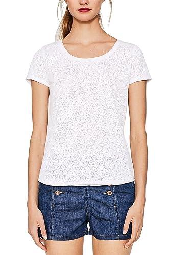 edc by Esprit 057cc1k025, Camiseta para Mujer