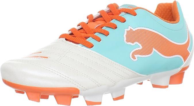 Puma Powercat 4.12 FG Botines de fútbol: Amazon.es: Zapatos y complementos
