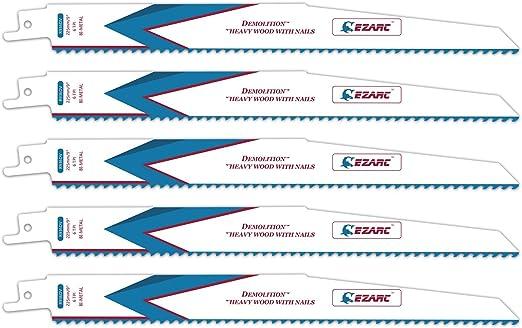 Bosch S1531L Sabre Lames De Scie Pour Bois SHARP /& FAST CUT 2608650676 Pack de 5