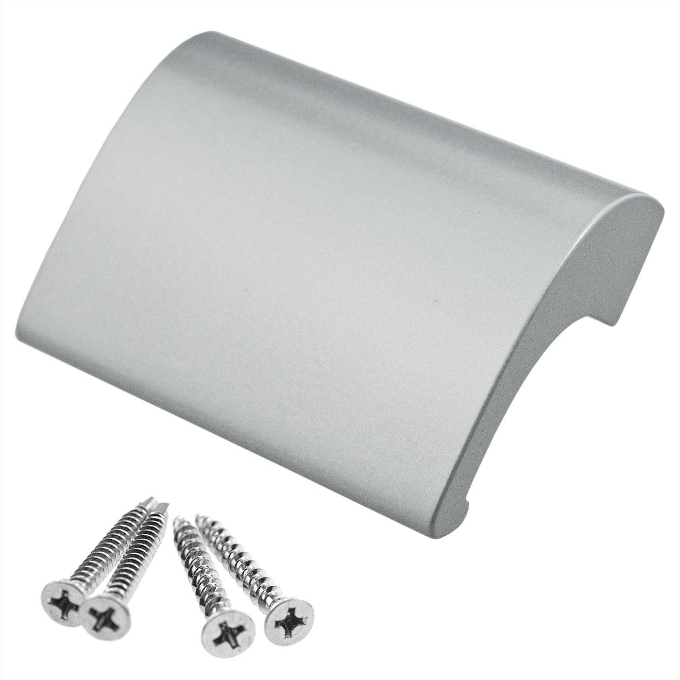 Farbe gold Aluminium FH-Stabil Balkont/ürgriff Balkongriff Ziehgriff Terrassent/ürgriff Deluxe