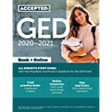 GED Study Guide 2020-2021 All Subjects: GED Test Prep and Practice Test Questions Book