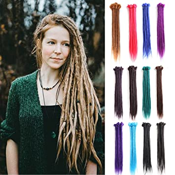 Haarverlangerung fur dreads